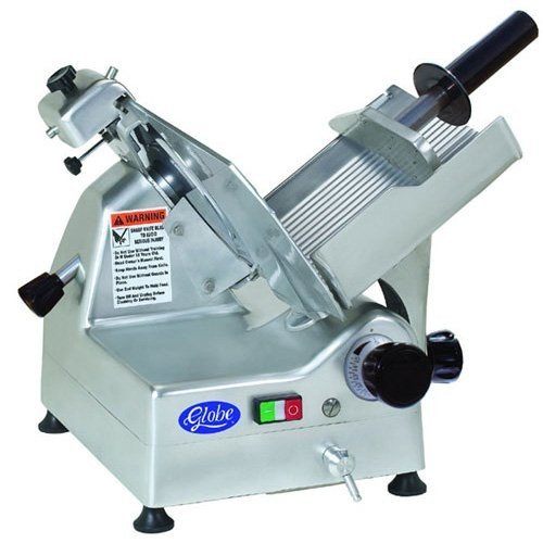 "Globe G12A Medium Duty Automatic Slicer, 12"" Diameter Knife"