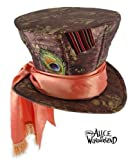 Deluxe Mad Hatter Hat Costume Accessory