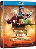 echange, troc Coffret Asiatique - Le maître d'armes + Hero + Le secret des poignards volants [Blu-ray]