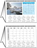 2014 Easel Desk Calendar with 12 beautiful Natures Beauty Photos