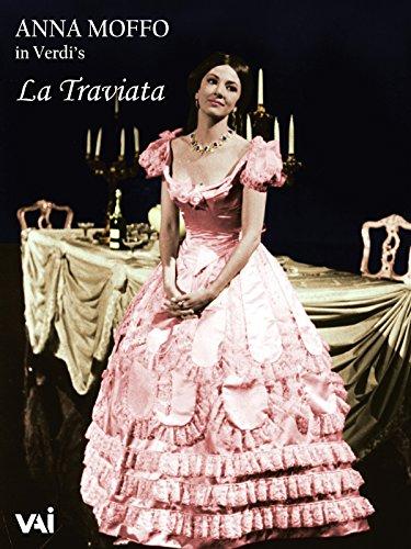 Anna Moffo in Verdi's La Traviata