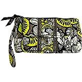 Vera Bradley Pushlock Wristlet Bag