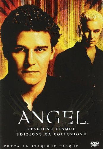 Angel (collector's edition) Stagione 05