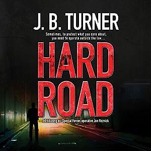 Hard Road Audiobook