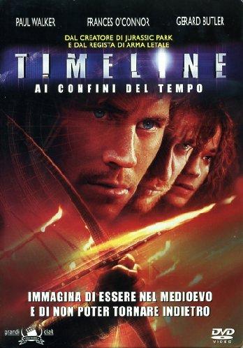 Timeline - Ai Confini Del Tempo(Steelbook) [Italia] [DVD]