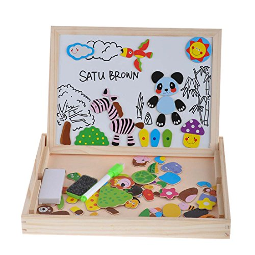 magnetic-dry-erase-board-puzzles-games-100-pieces-wooden-toy-satubrown-double-face-jigsaw-drawing-ea