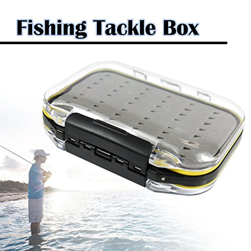 Waterproof double side fly ice fishing tackle bait hook for Ice fishing tackle