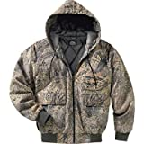 Hunting: Cabela's Silent Weave Insulated Bowhunter's Hooded JacketRegular – Mo Break-Up Infinity (S)