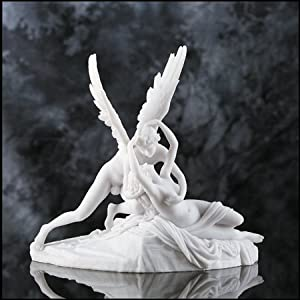 Sale - Eros and Psyche Sculpture Statue - Ships Immediatly !