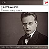 Pierre Boulez Conducts Anton Webern Complete Works, Op. 1 - Op. 31 (Sony Classical Masters)
