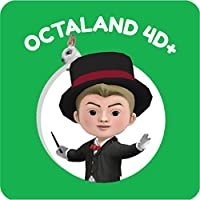 Octaland 4 D Flash Cards