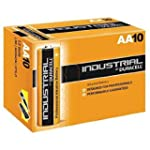10 X Duracell AA Industrial Battery A...