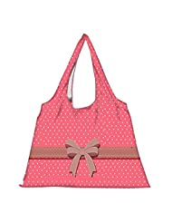 Snoogg High Strength Reusable Shopping Bag Fashion Style Grocery Tote Bag Jhola Bag - B01B970LK6