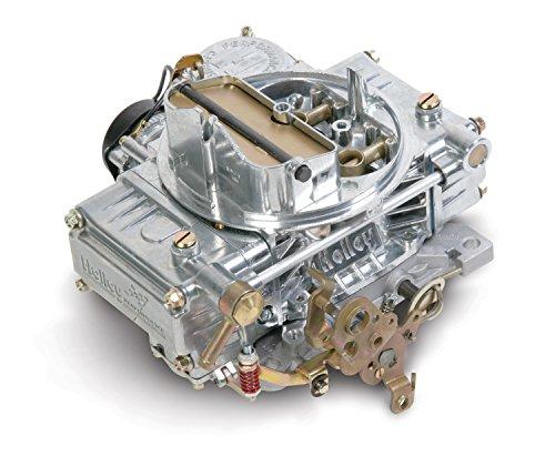 Holley 0-80457sa Aluminum 600 CFM Four-Barrel Street Carburetor (Carburetor 350 Cfm compare prices)
