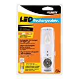 Duracell Garrity Rechargeable LED Flashlight with Night Light
