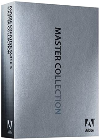 Adobe Master Collection CS4 Student Edition (Mac DVD)