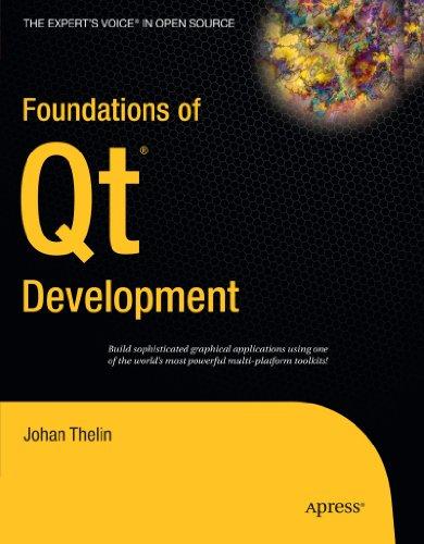 Foundations of Qt Development (Expert's Voice in Open Source) (Foundations Of Qt Development compare prices)