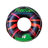 Bestway River Gator Pool Float - Black, 47 Inch