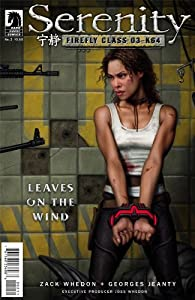 Serenity Leaves On the Wind #2 (of 6) Comic Book