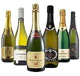 【厳選】世界の美味しいスパークリングワイン 飲み比べ6本セット 750ml×6本 ランキングお取り寄せ