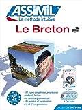 Le Breton ; Livre + CD Audio (x4)