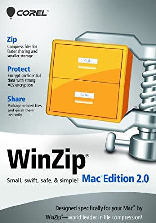 WinZip MAC Edition 2 [Download]