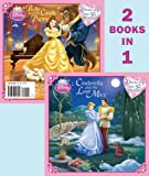 Cinderella and the Lost Mice/Belle and the Castle Puppy (Disney Princess) (Deluxe Pictureback)
