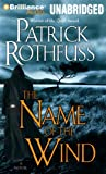 Patrick Rothfuss The Name of the Wind (Kingkiller Chronicles)