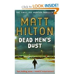 Dead Men's Dust (Joe Hunter Thriller) Matt Hilton