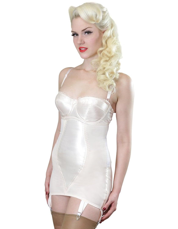 What Katie Did L3017 Glamour Taillenkorsett Taillenmieder Pfirsich günstig online kaufen