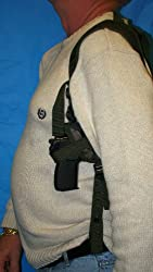 GUN Shoulder Holster, Taurus Pt 25,camo,law Enforcement,security, Hunting,203c, Free Shipping, Comes with a Free Pepper Spray in a Key Chain Holster