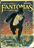 Fantomas: Five Film Collection [Import]