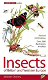 Insects of Britain and Western Europe (Field Guide)