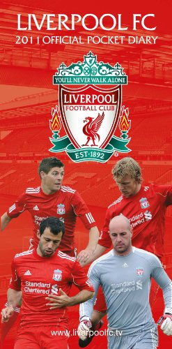 Official Liverpool FC 2011 Diary