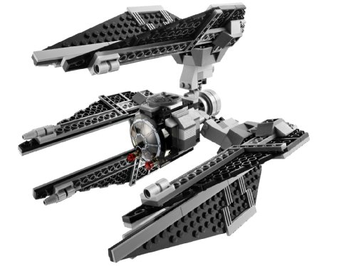 shipping from usa lego wars tie defender 8087