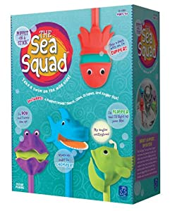 Educational Insights The Sea Squad Puppets from Educational Insights