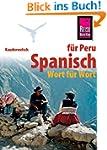 Kauderwelsch, Spanisch f�r Peru Wort...