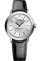 Raymond Weil Maestro Automatic Open Balance Wheel Men's Watch 2827-STC-65001