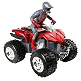 Blue Hat Radio Controlled All-Terrain Vehicle Sport Quad (Red)