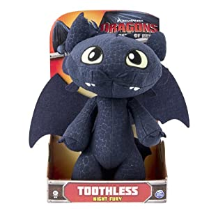 How To Train Your Dragon Basic Plush Toothless