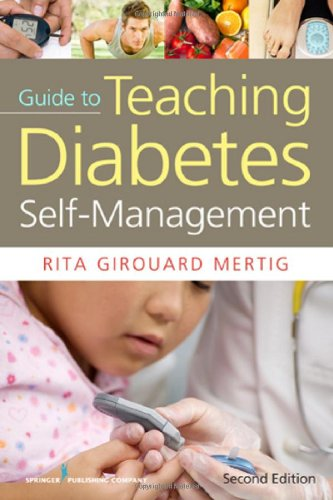 Nurses' Guide To Teaching Diabetes Self-Management, Second Edition front-817233