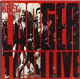 Larger Than Live by Keel (1998-08-11)