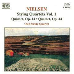 Nielsen: String Quartets Vol 1 / Oslo String Quartet