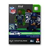 NFL Seattle Seahawks Marshawn Lynch Figurine
