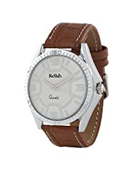 Relish Casual Tide Analogue Multi-Colour Men's Watch (RELISH-676)