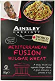 Ainsley Harriott Mediterranean Fusion Bulgar Wheat 150 g (Pack of 8)