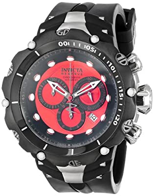 "Invicta Men's INVICTA-11709 ""Venom"" Stainless Steel Watch"