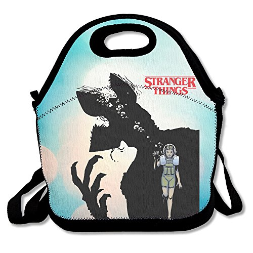 Stranger Things Movie Lunch Tote