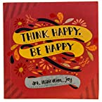 Think Happy, Bee Happy: Art, Inspiration, Joy Book