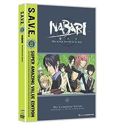 Nabari No Ou: The Complete Series S.A.V.E.